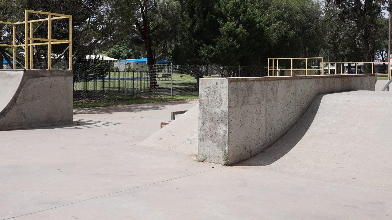 Hayes Park Skatepark