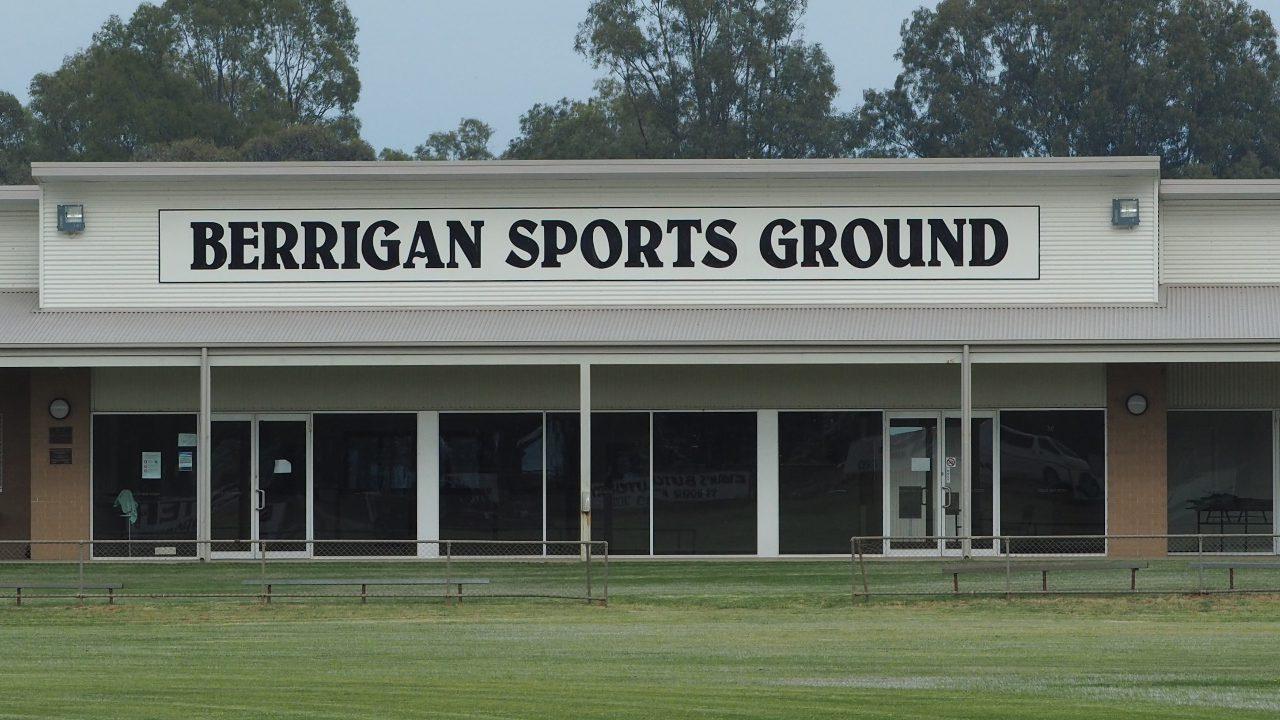 Berrigan Sports Ground