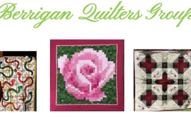 Berrigan Quilters Group Exhibit