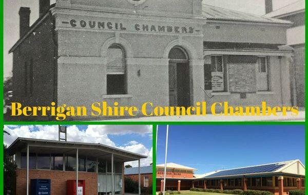 Berrigan Shire Council Chambers