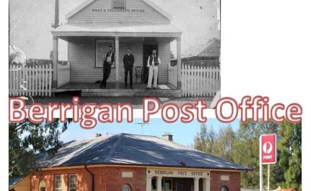 Berrigan Post Office
