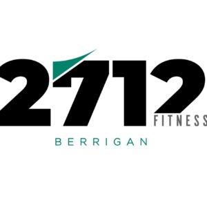 2712 Fitness logo