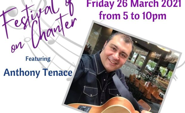 Anthony Tenace - Festival of Music on Chanter